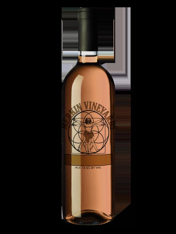 2019 Merkin Vineyards JANE Pink