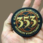 Cad-353-patchBig[1] 353 Patch - Caduceus Cellars