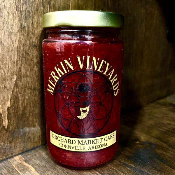 Merkin Vineyards – Plum Lavender Jam