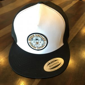 Merkin Vineyards Snapback Cap