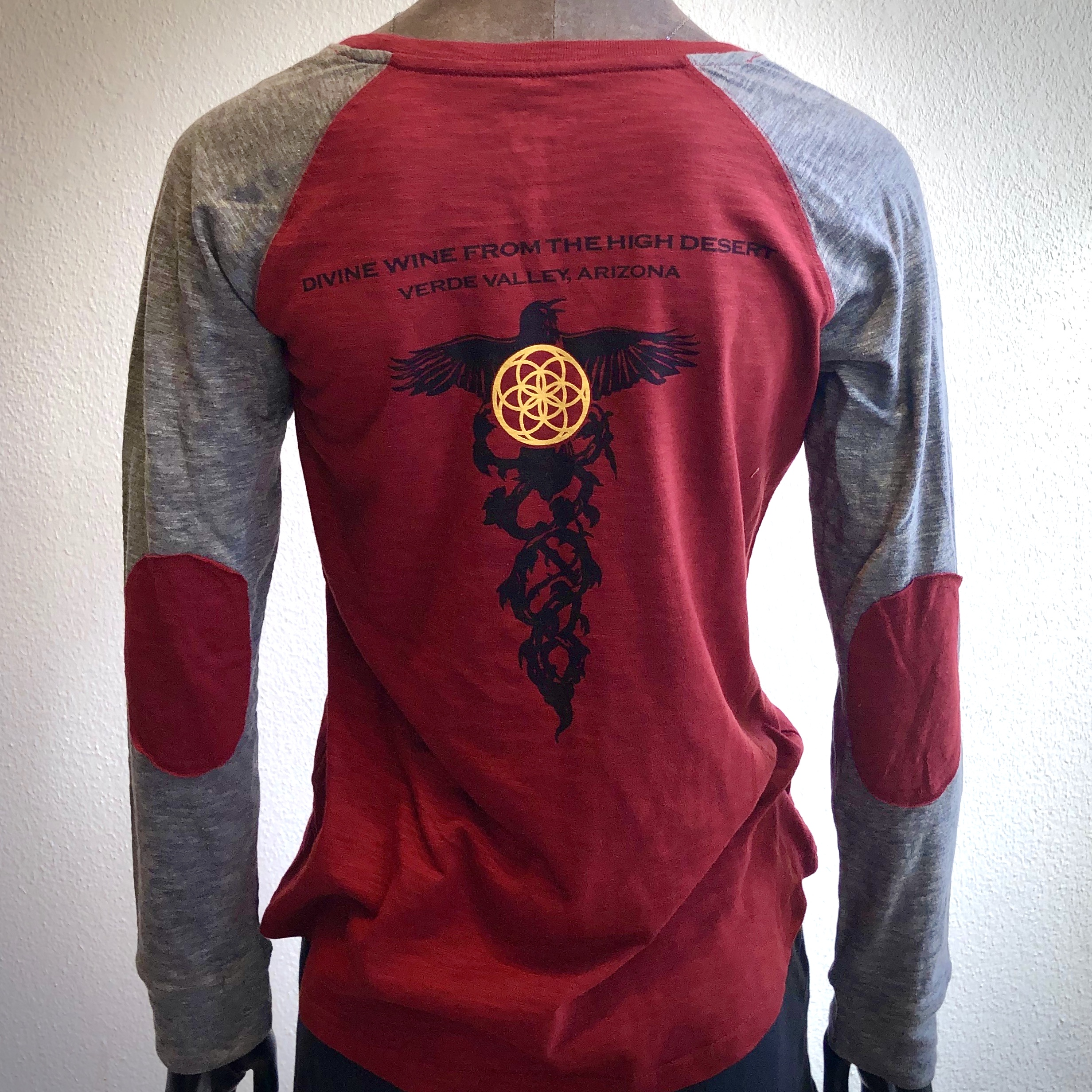 Ladies CADUCEUS Long Sleeve Shirt