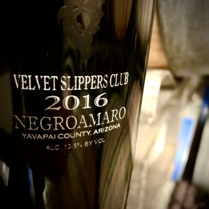 2016 VSC Negroamaro