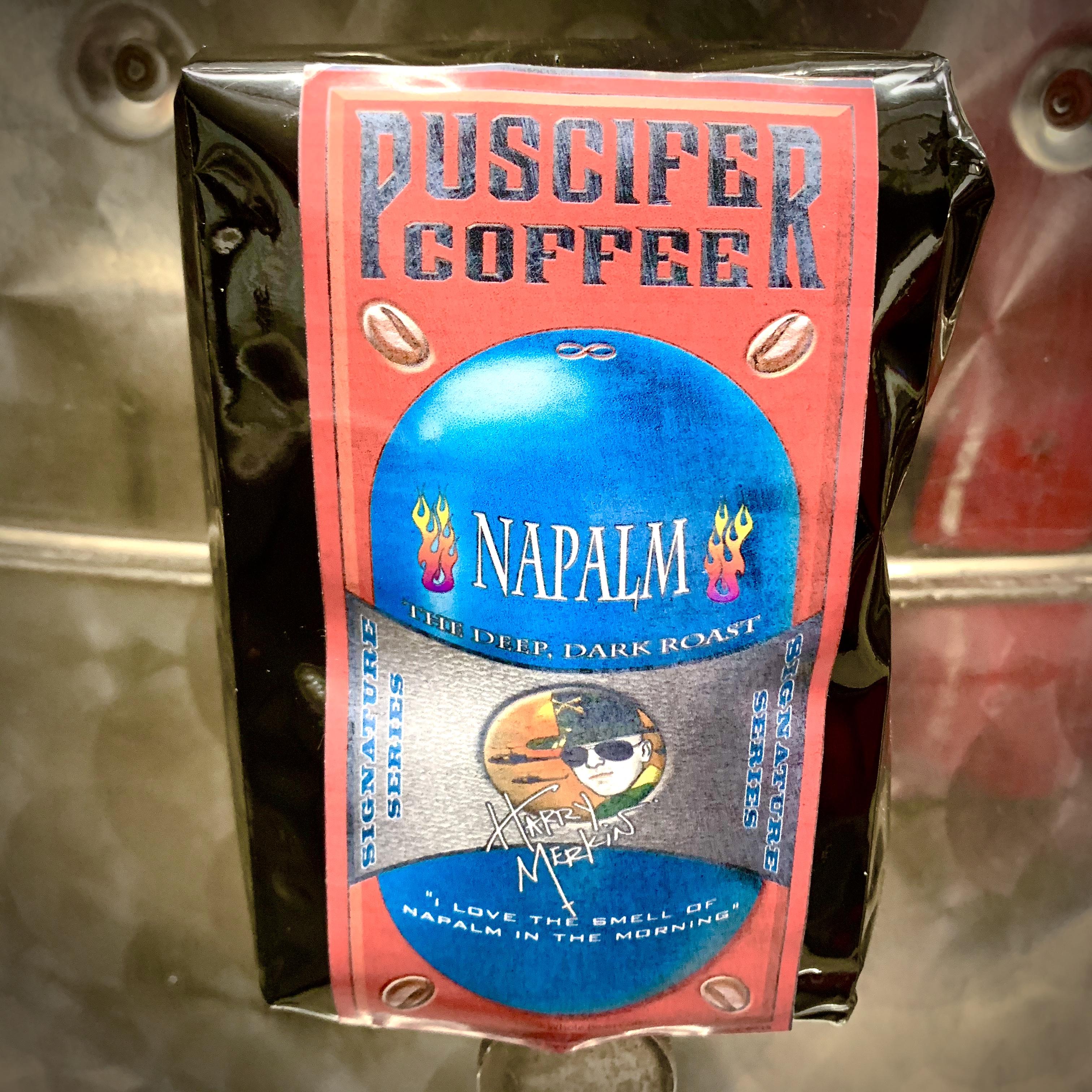 Puscifer Coffee – Napalm