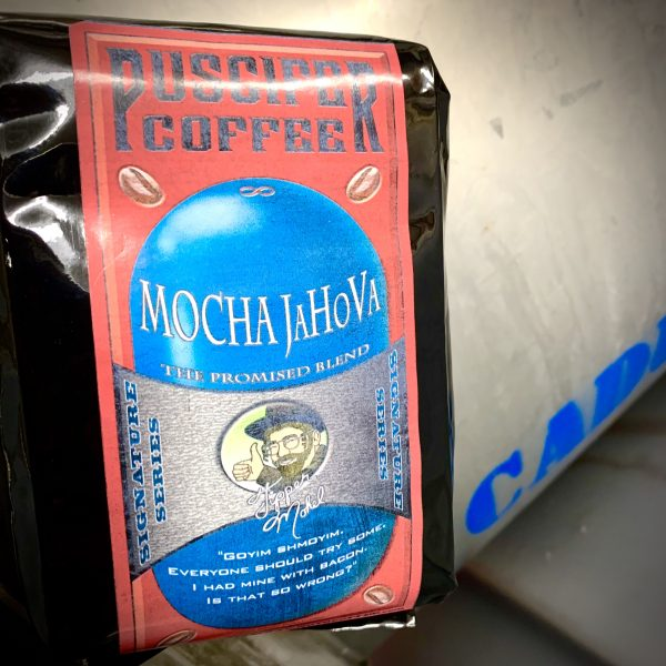 Puscifer Coffee – Mocha Jahova