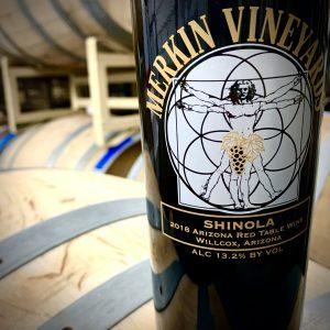 2018 Merkin Vineyards SHINOLA