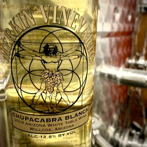 2019 Merkin Vineyards Chupacabra BLANCA