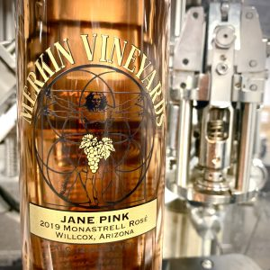 2019 Merkin Vineyards JANE Pink