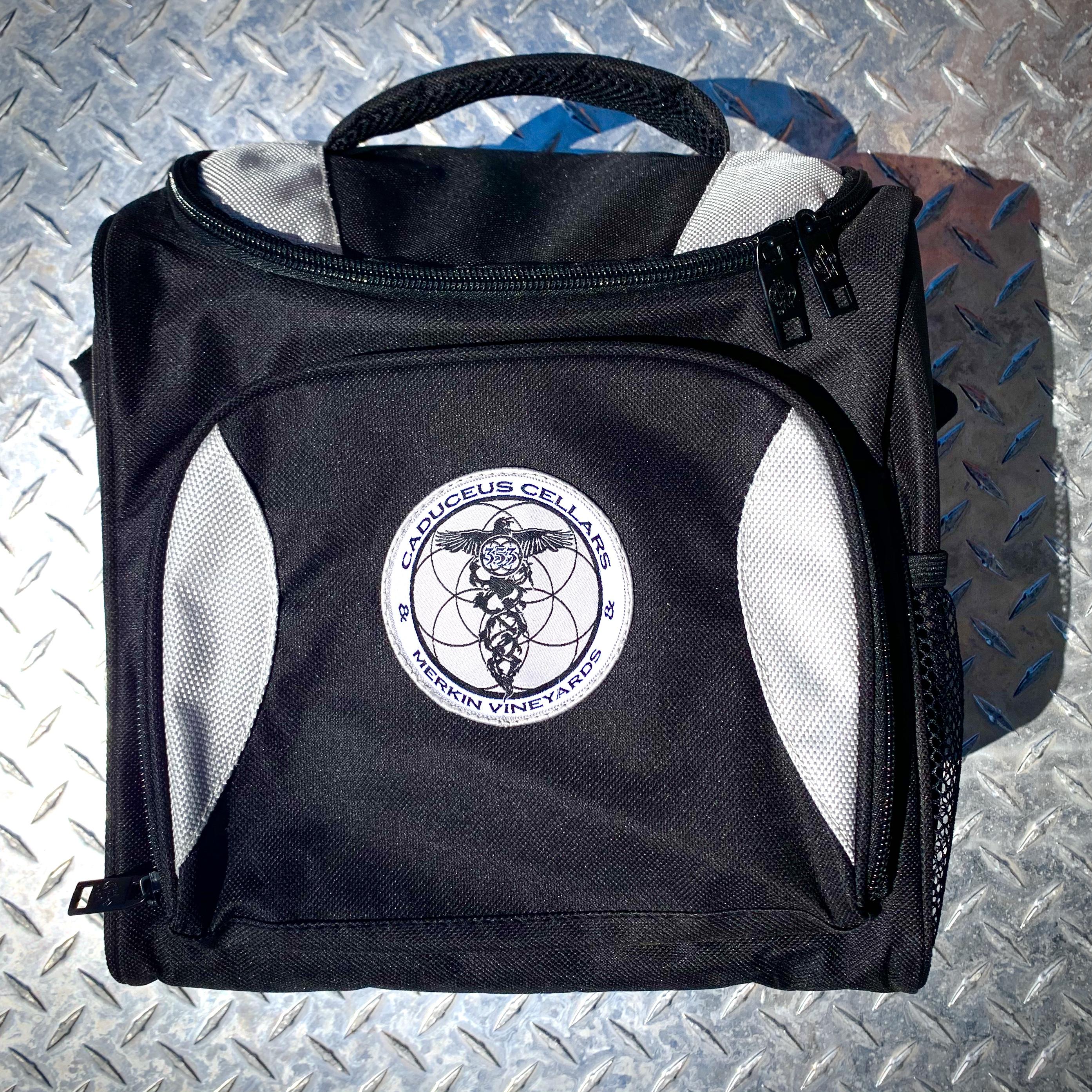 Caduceus Cellars & Merkin Vineyards Cooler Bag