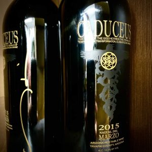 *SIGNED* – 2015 Nagual del MARZO (2 bottle set)
